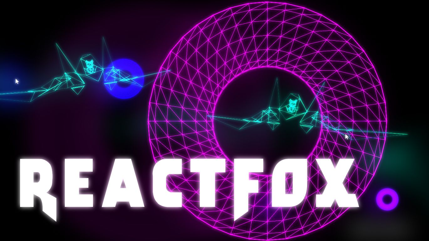 featured image thumbnail for post Creating a 3D SpaceFox Scene with React Three Fiber Part 1 - Loading Geometry